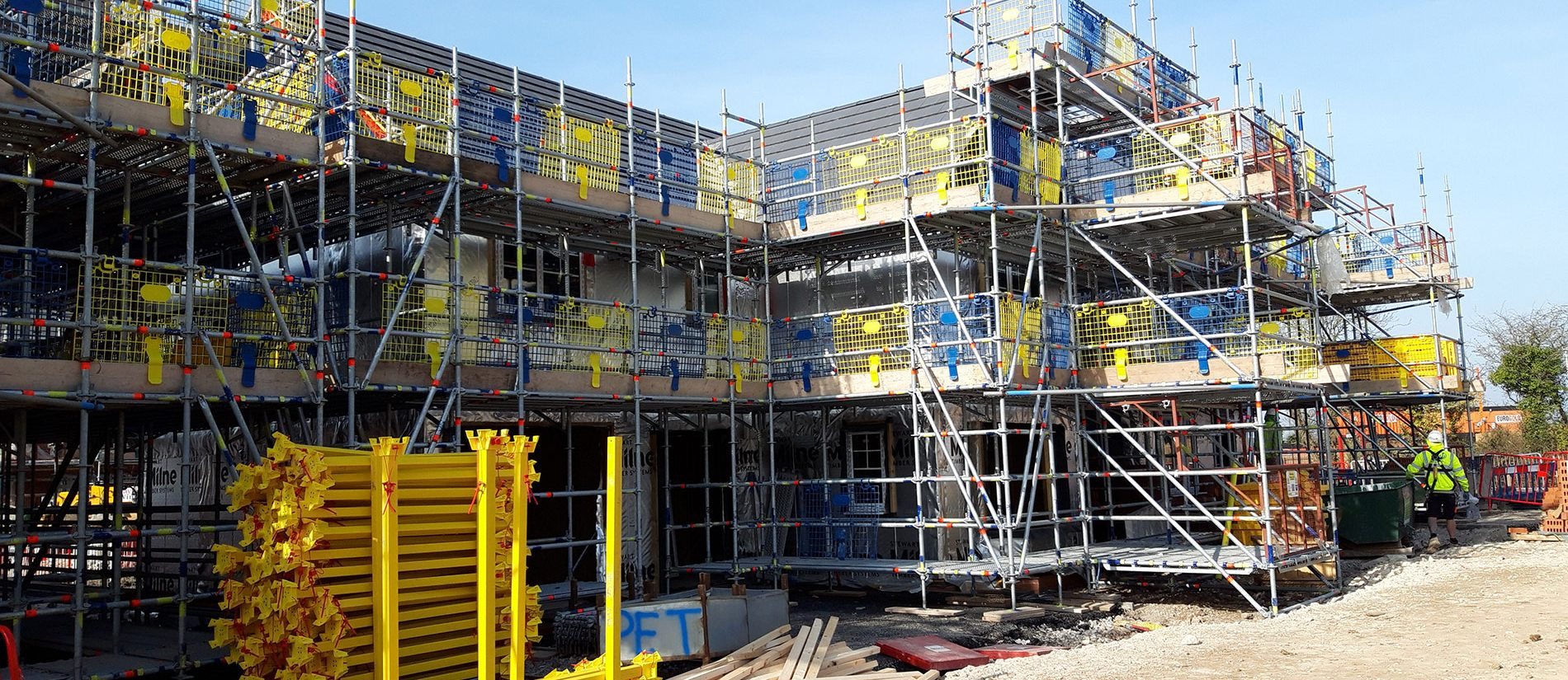 Scaffolding SPECIALIST FOR 46 YEARS